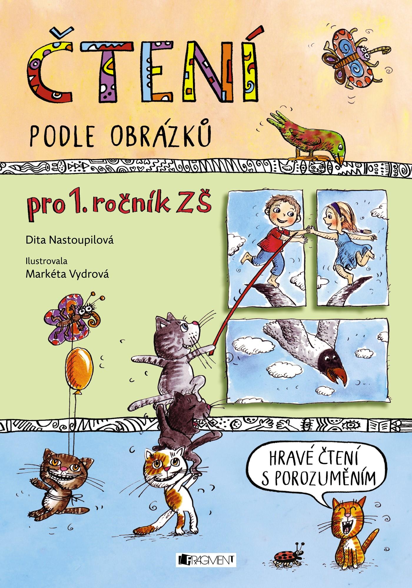 Čtení podle obrázků | Dita Nastoupilová
