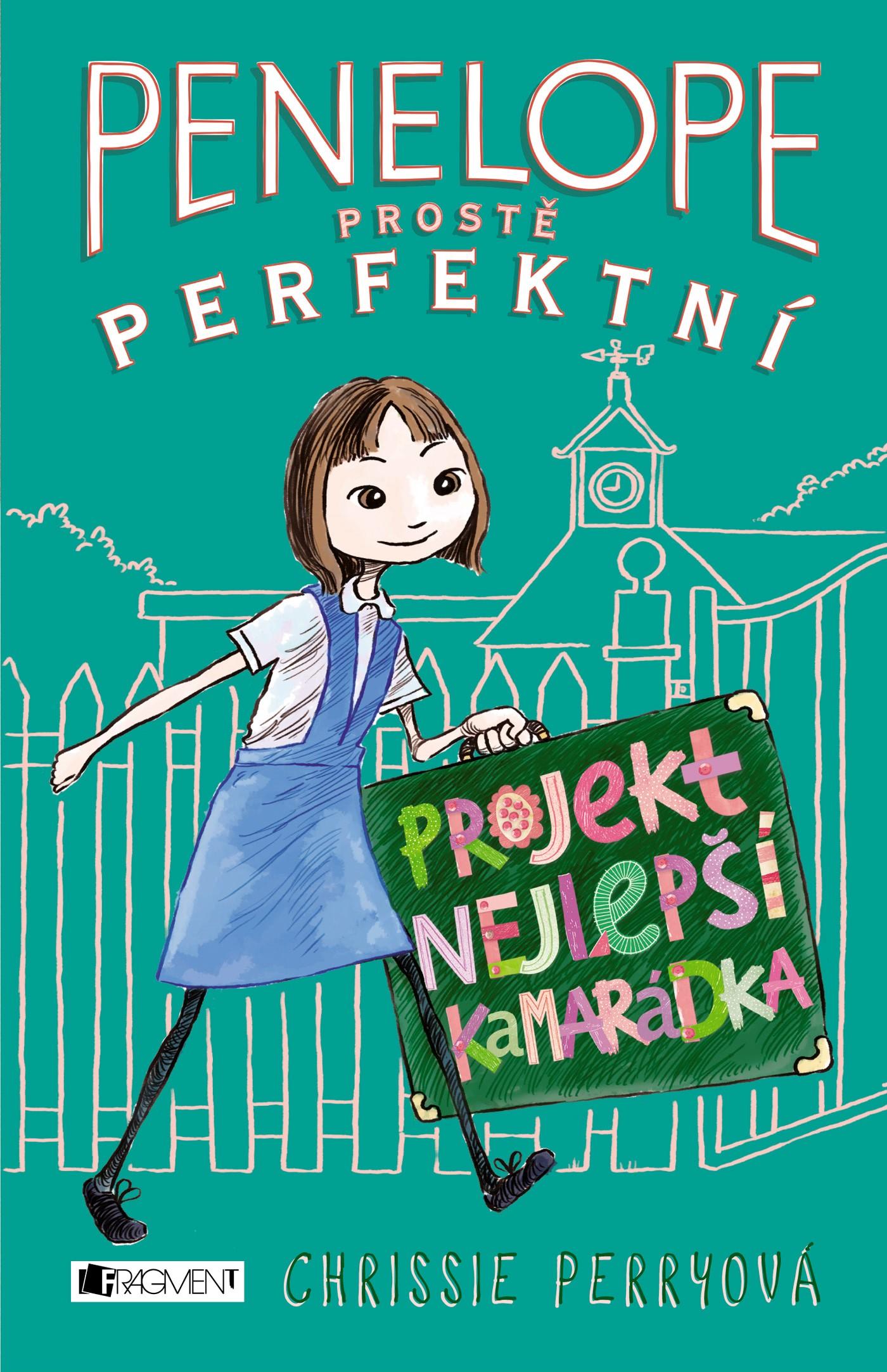 Penelope - prostě perfektní: Projekt Nejlepší kamarádka | Chrissie Perryová