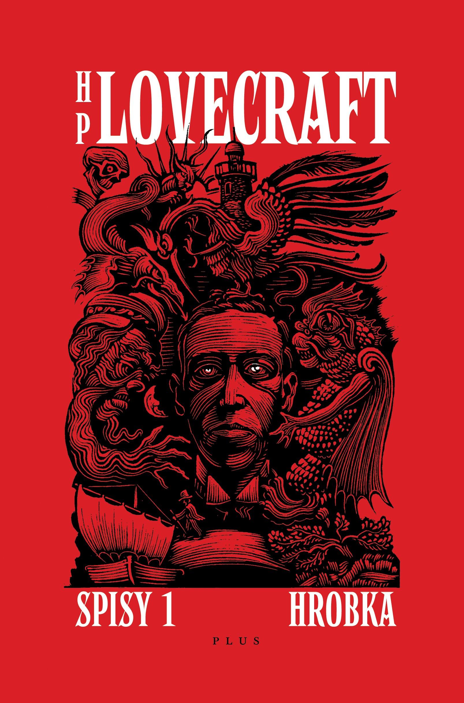 Hrobka - Příběhy a vize z let 1917-1920 | Howard P. Lovecraft