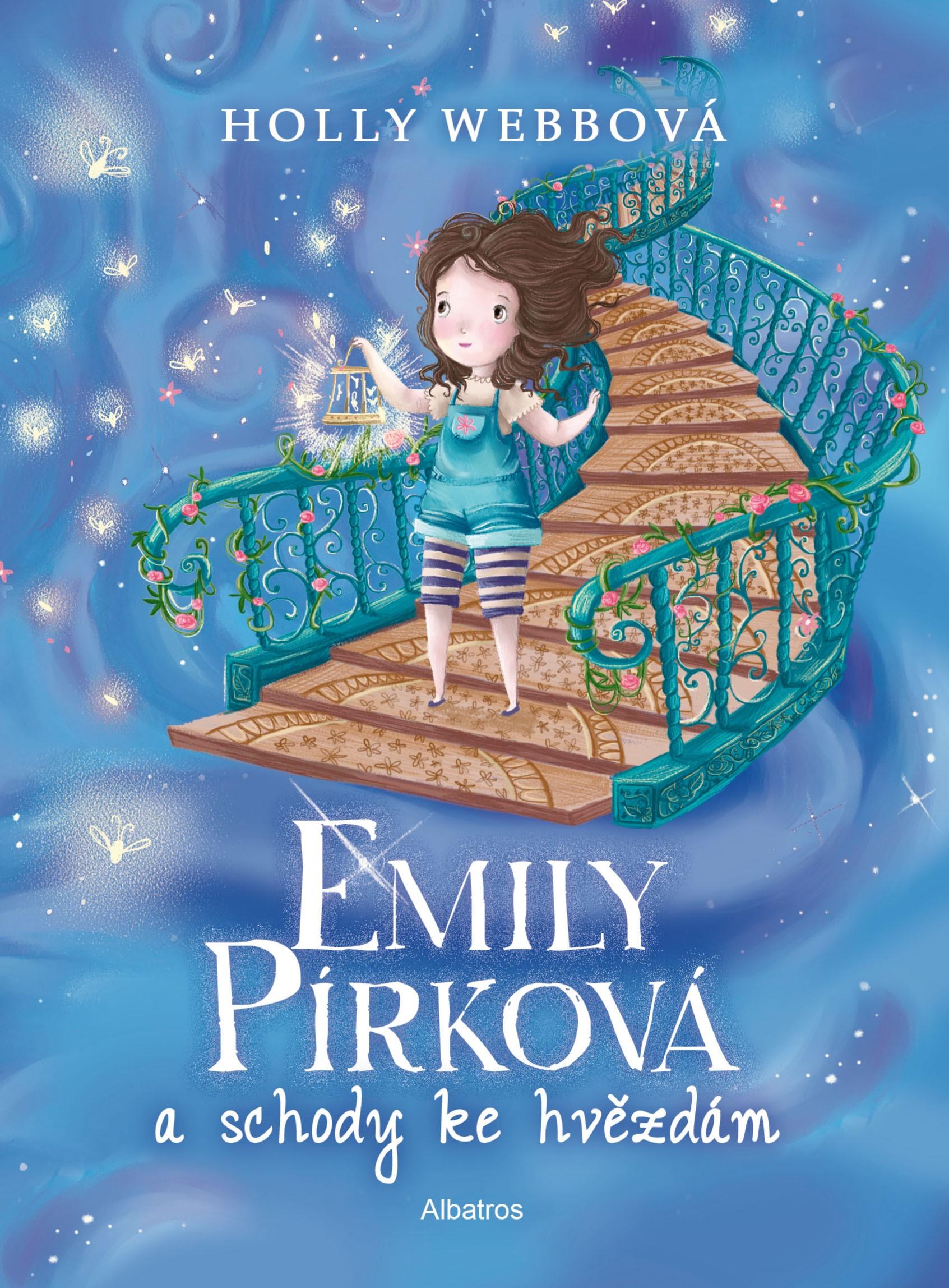 Emily Pírková a schody ke hvězdám | Holly Webbová