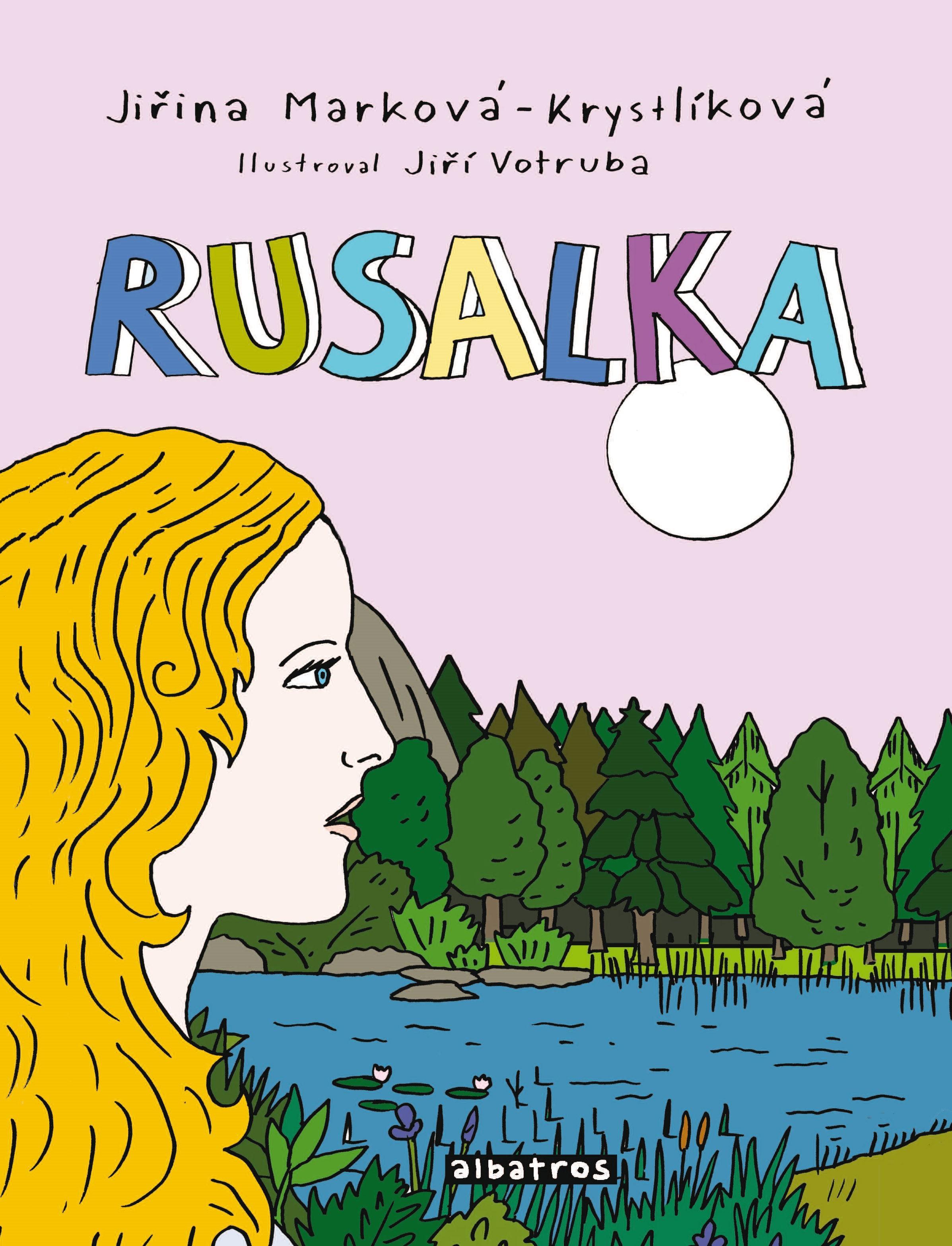 Rusalka | Jiří Votruba, Jiřina Marková-Krystlíková