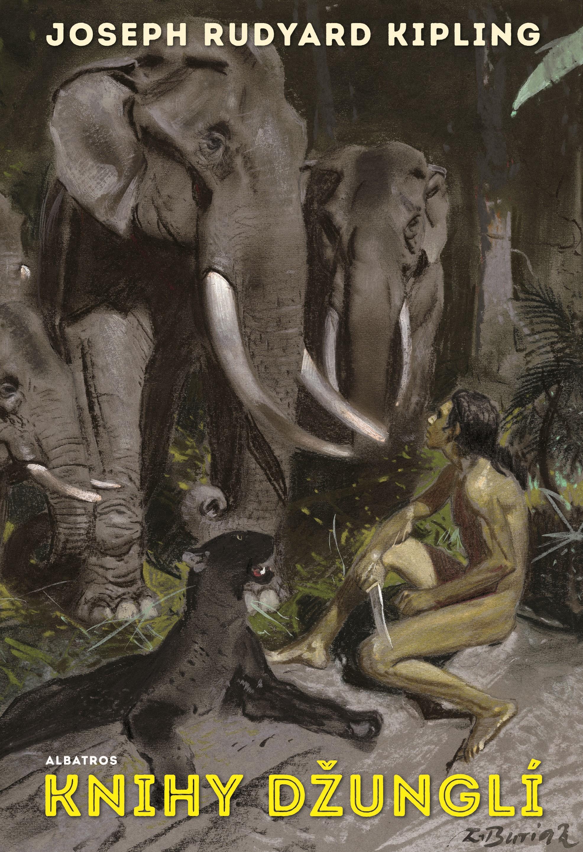 Knihy džunglí   Joseph Rudyard Kipling