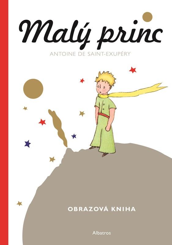 Malý princ - Malá obrazová kniha | Antoine de Saint-Exupéry
