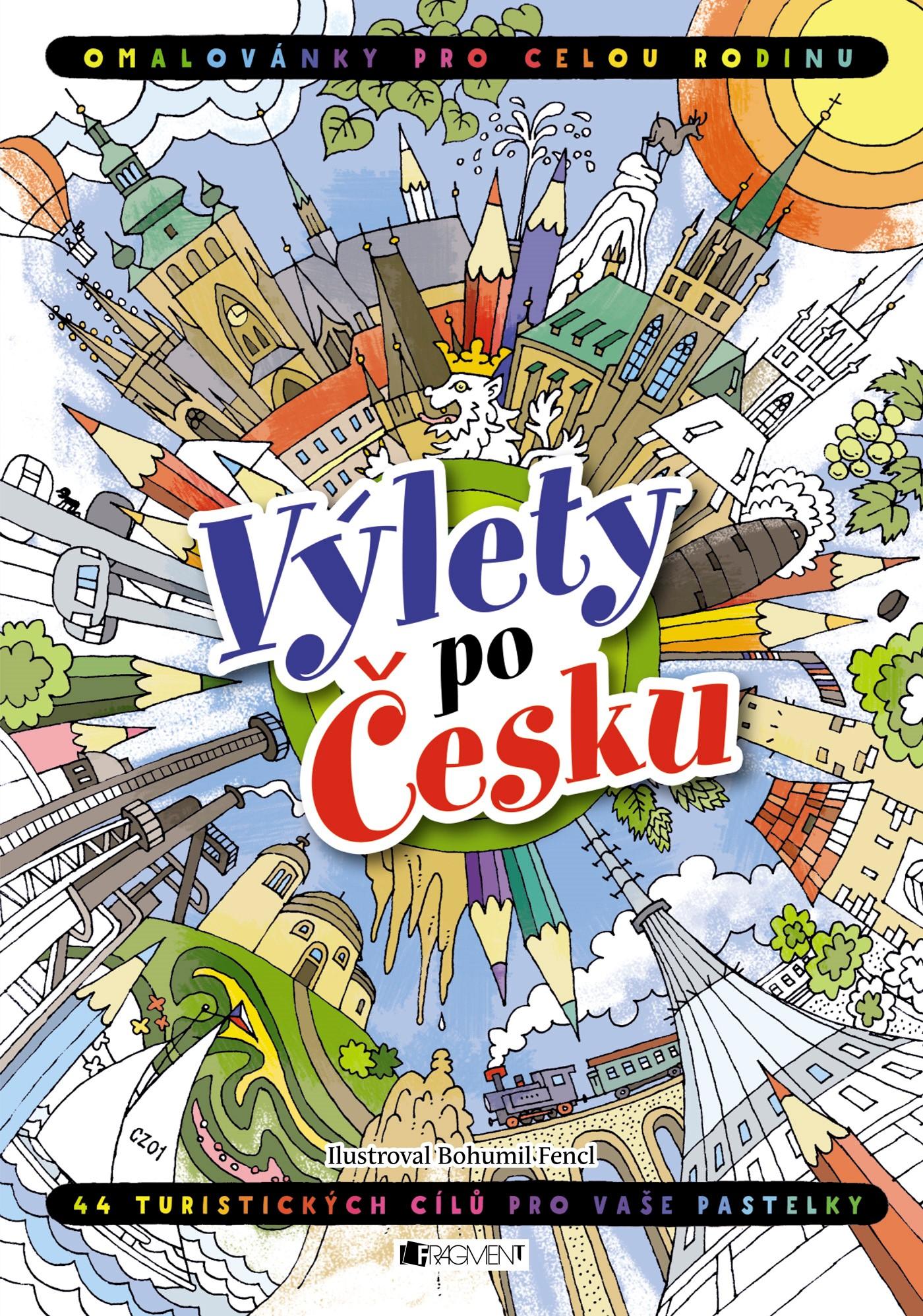 Výlety po Česku
