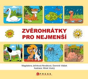 Zvěrohrátky pro nejmenší | Magdalena Jelínková Nováková