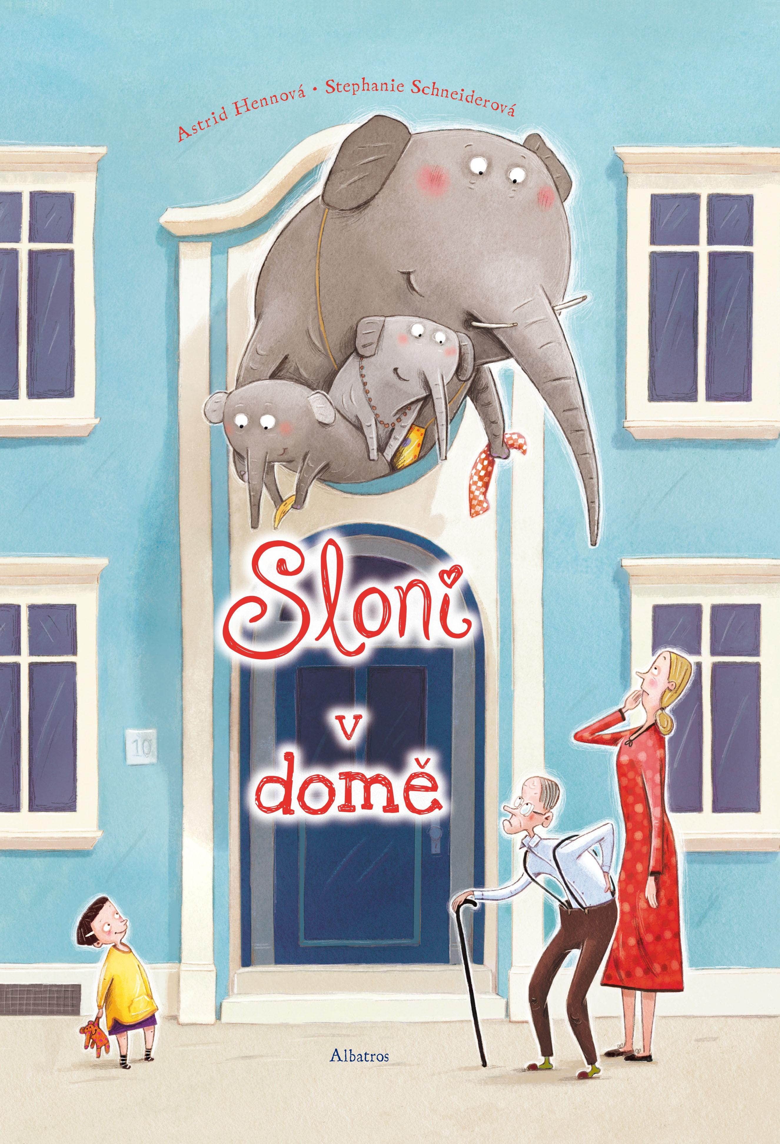Sloni v domě | Stephanie Schneiderová