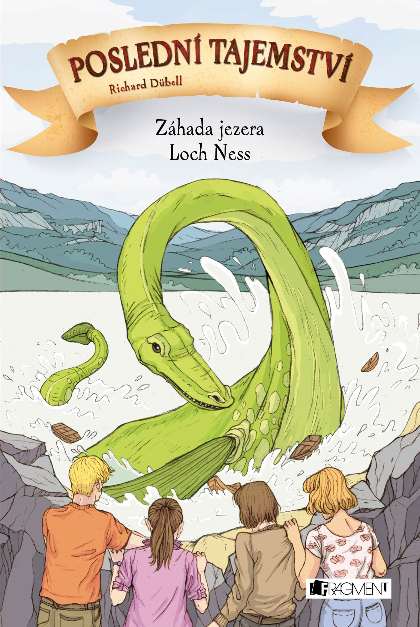 Poslední tajemství – Záhada jezera Loch Ness