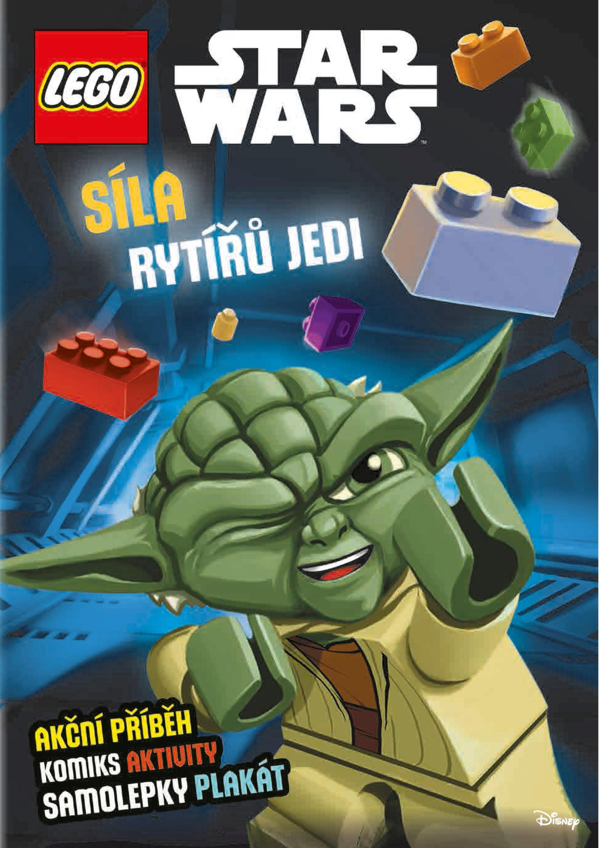 LEGO® Star Wars™ Síla rytířů Jedi | kolektiv