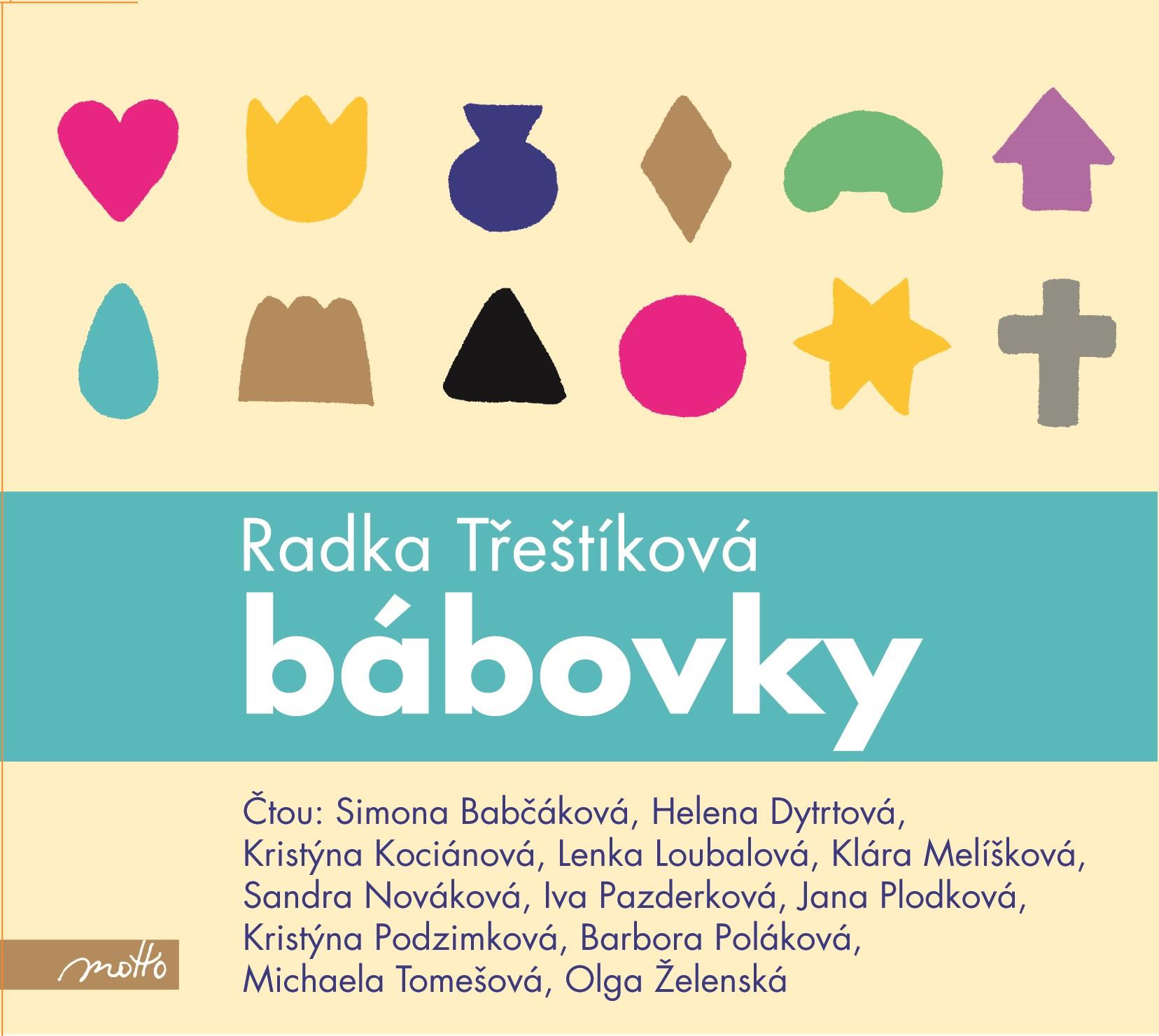 BÁBOVKY (AUDIOKNIHA)