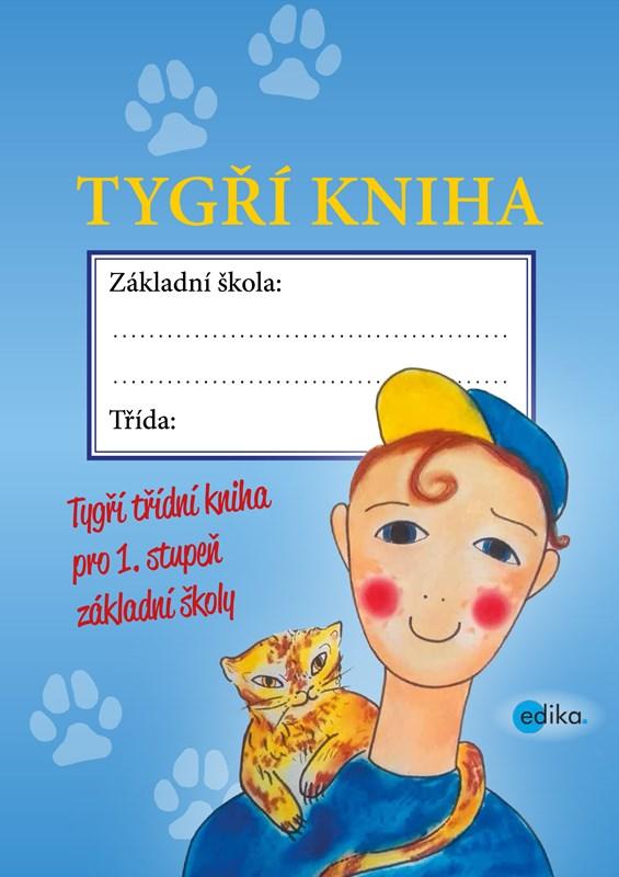 Tygří kniha | Kamila Kopsová, Petr Kops