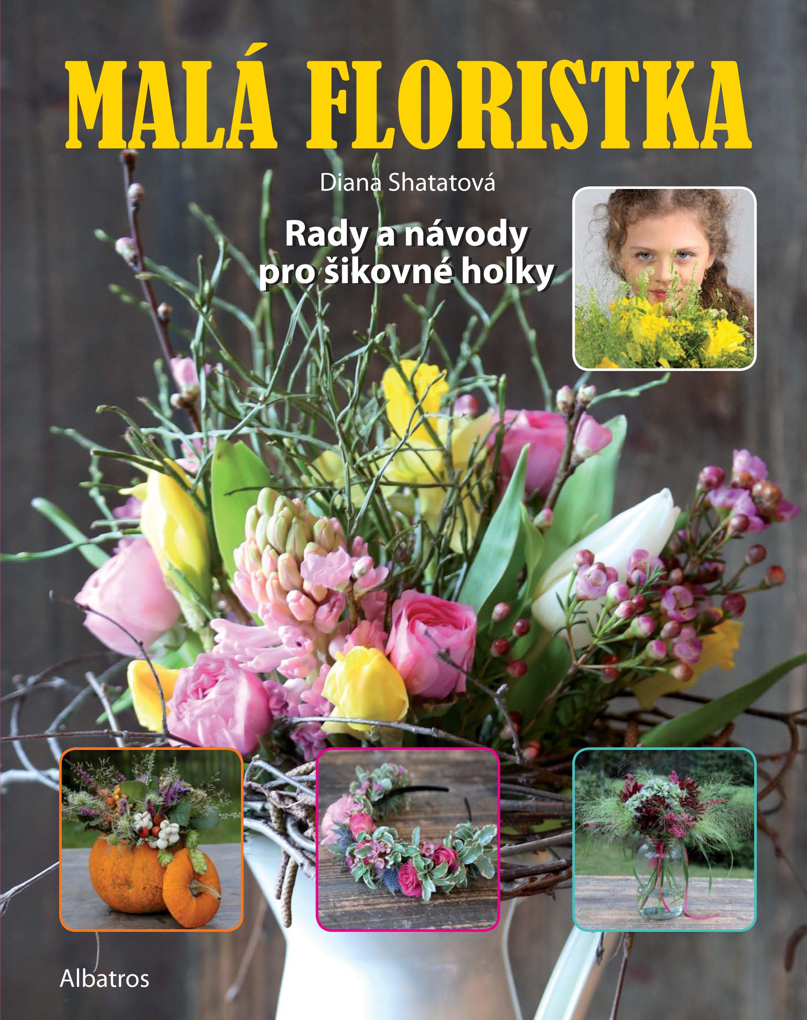 Malá floristka | Diana Shatatová