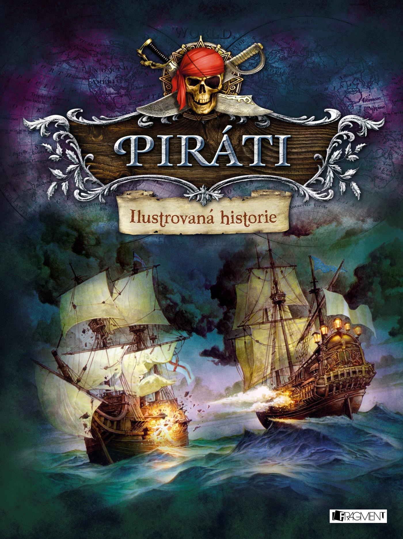 Piráti – Ilustrovaná historie
