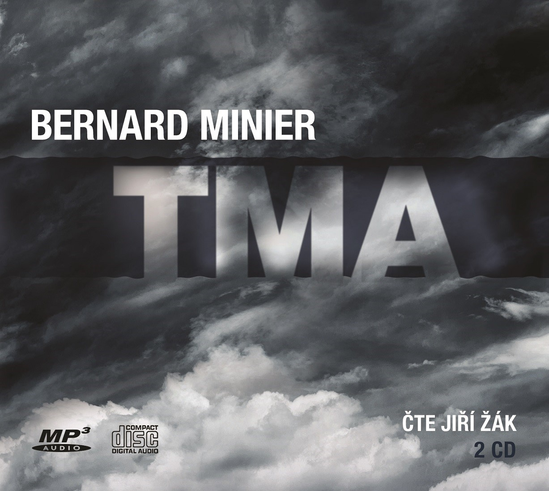 Tma (audiokniha) | Jiří Žák, Bernard Minier