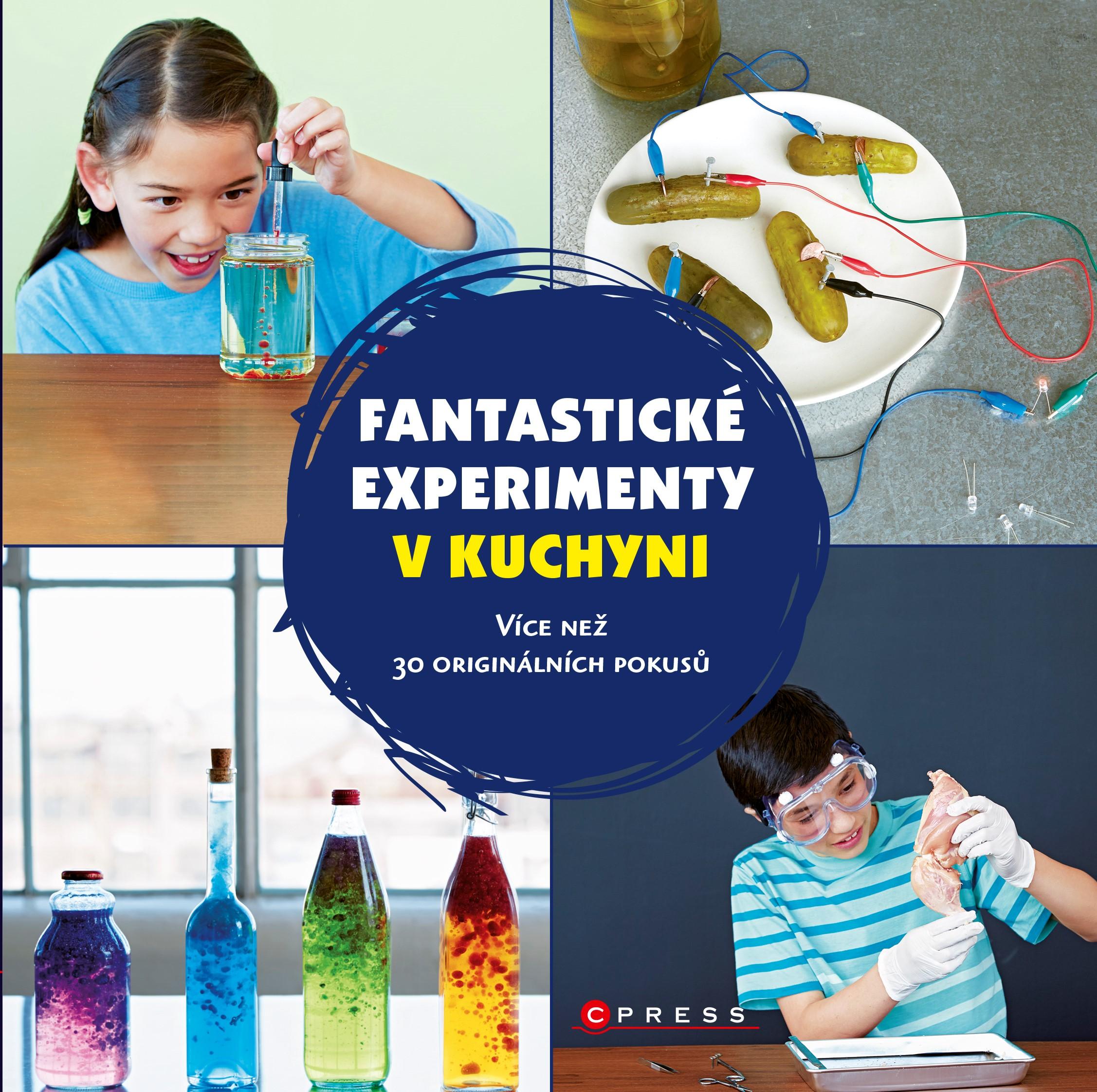 Fantastické experimenty v kuchyni | The Exploratorium