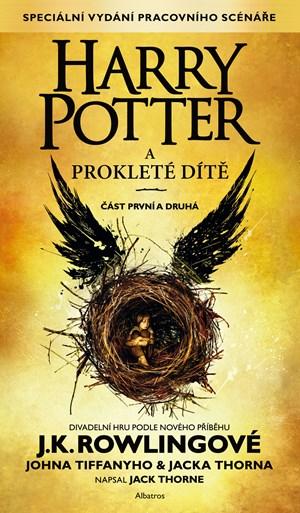 Harry Potter a prokleté dítě | J. K. Rowlingová
