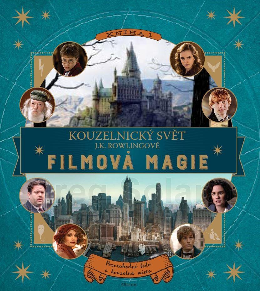 Kouzelnický svět J. K. Rowlingové: Filmová magie