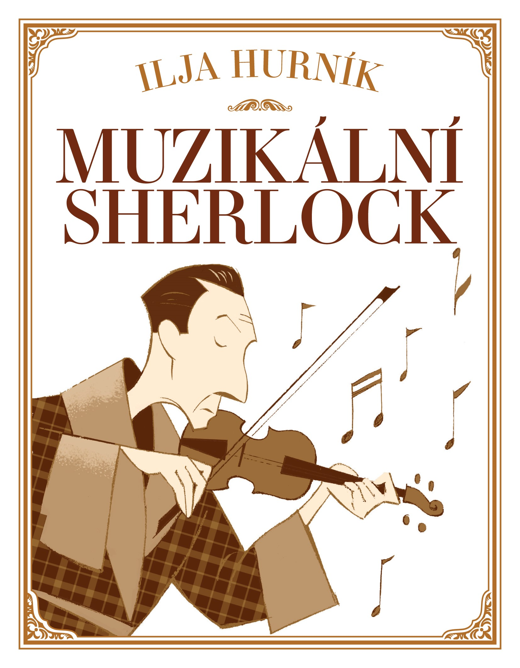 Muzikální Sherlock