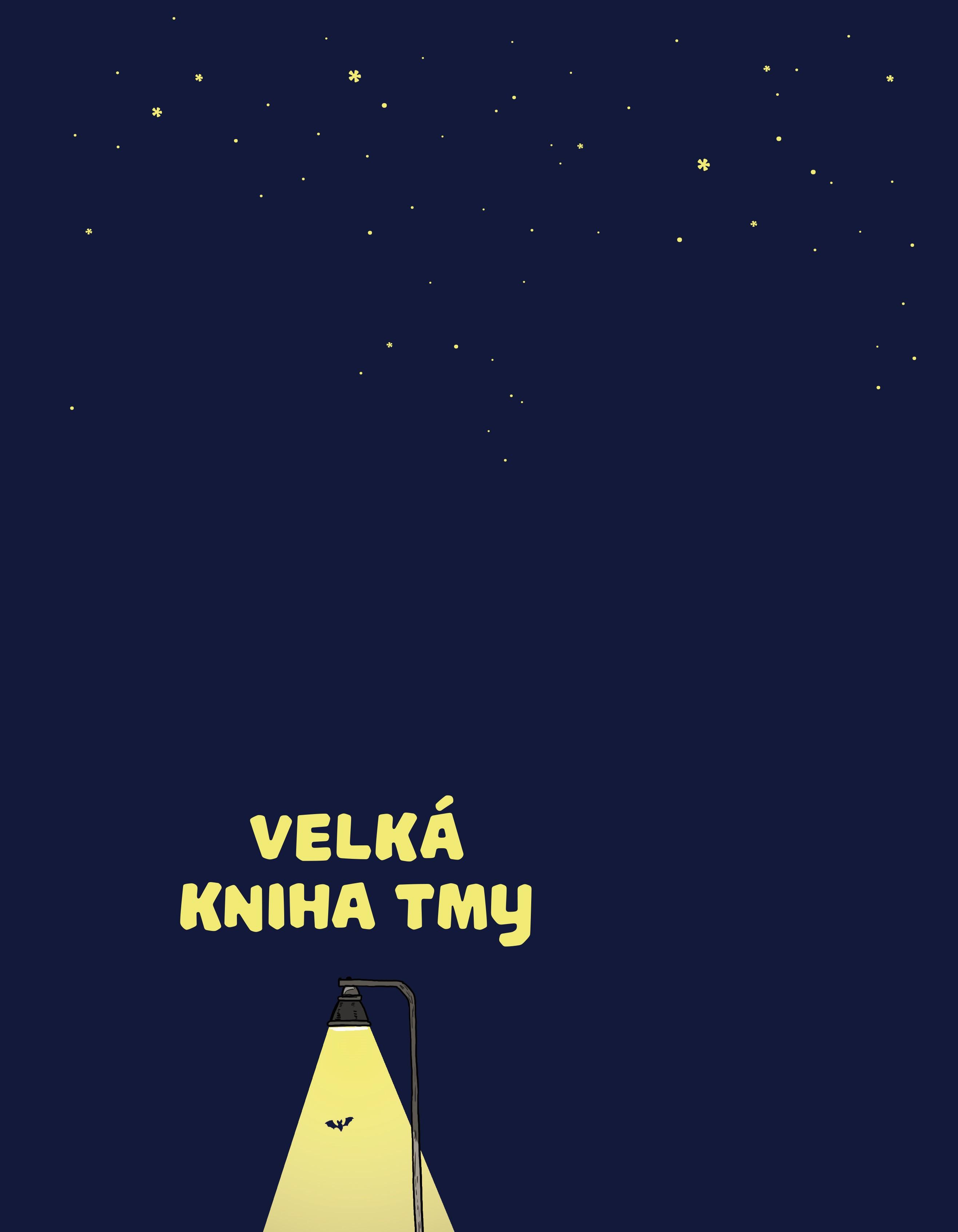 Velká kniha tmy | Helena Haraštová