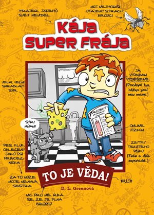 Kája, super frája - To je věda!