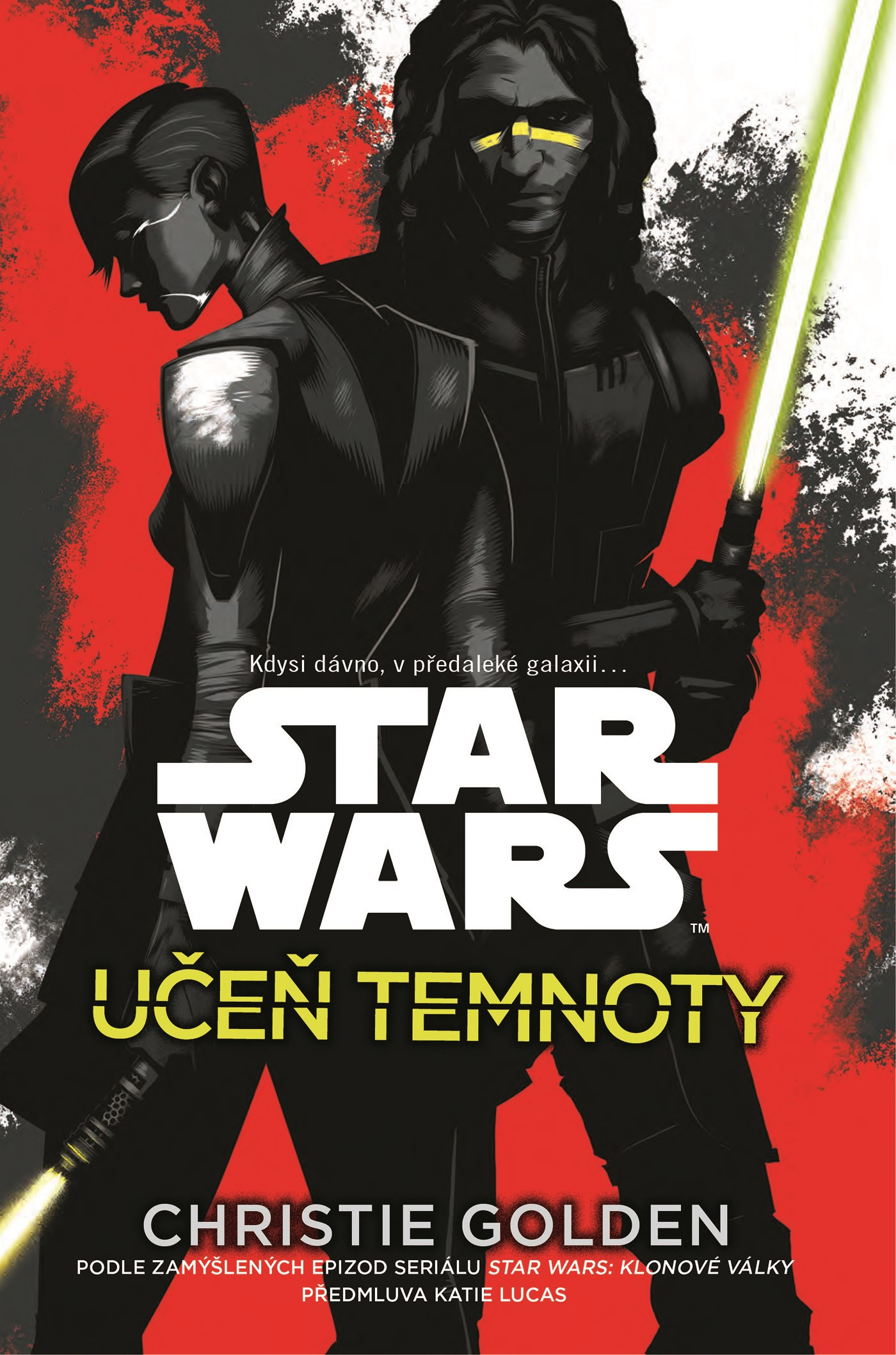 Star Wars Učeň temnoty | Christie Golden