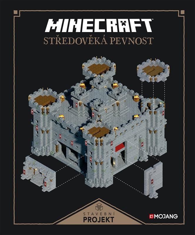 Minecraft Stavební projekt Středověká pevnost |