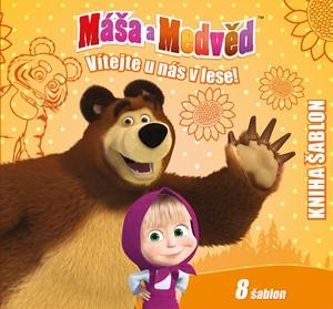 Máša a medvěd Vítejte u nás v lese