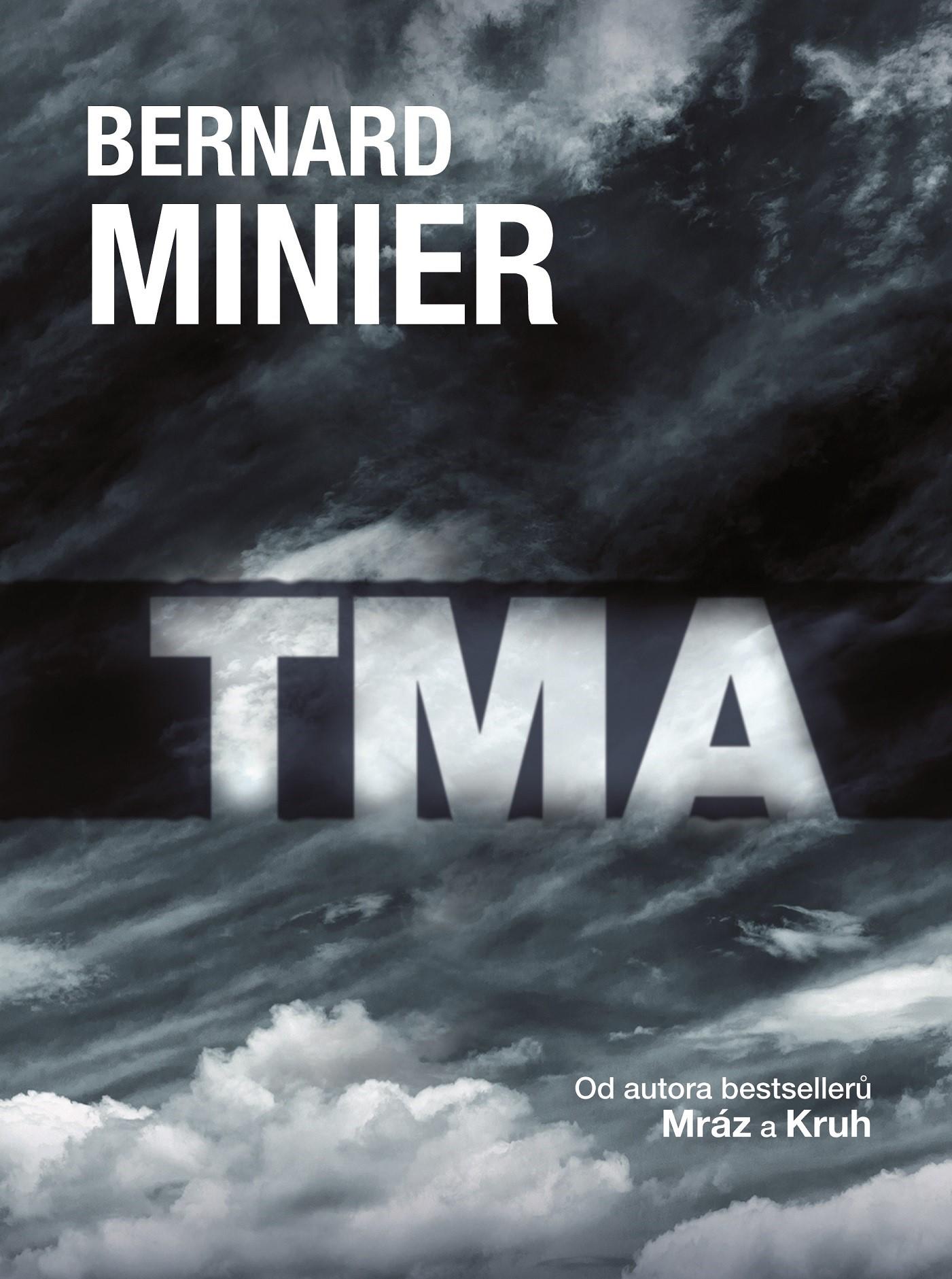 Tma - brožovaná | Bernard Minier