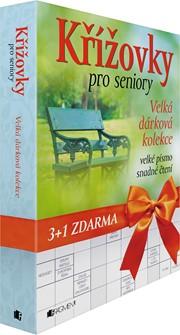 Křížovky pro seniory – Velká dárková kolekce (box)