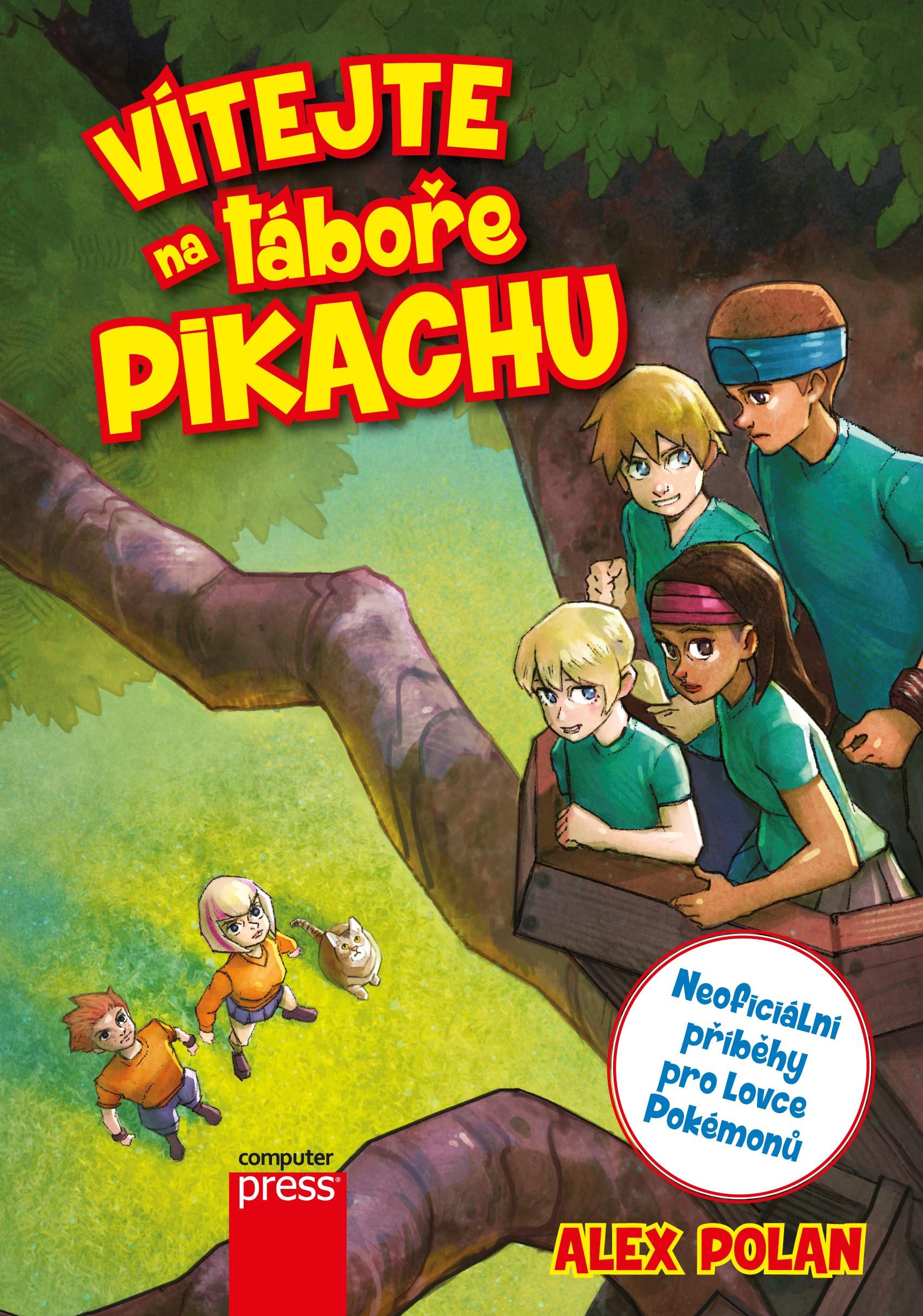 Vítejte na táboře Pikachu | Alex Polan