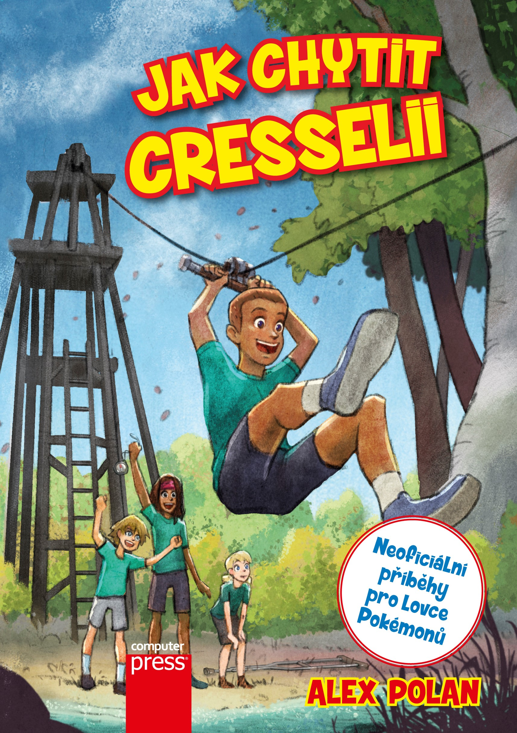 Jak chytit Cresselii | Alex Polan