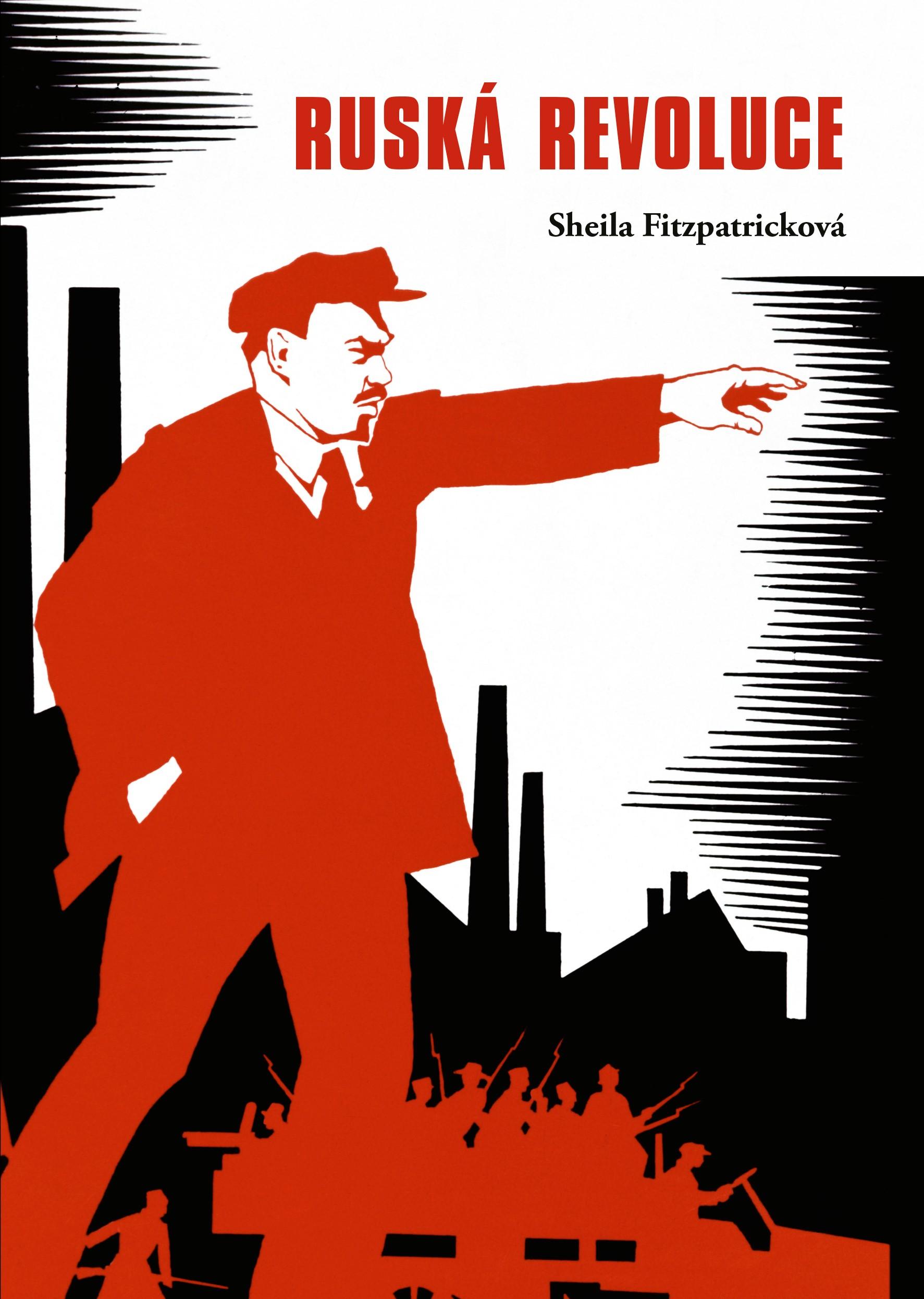 Ruská revoluce | Sheila Fitzpatricková