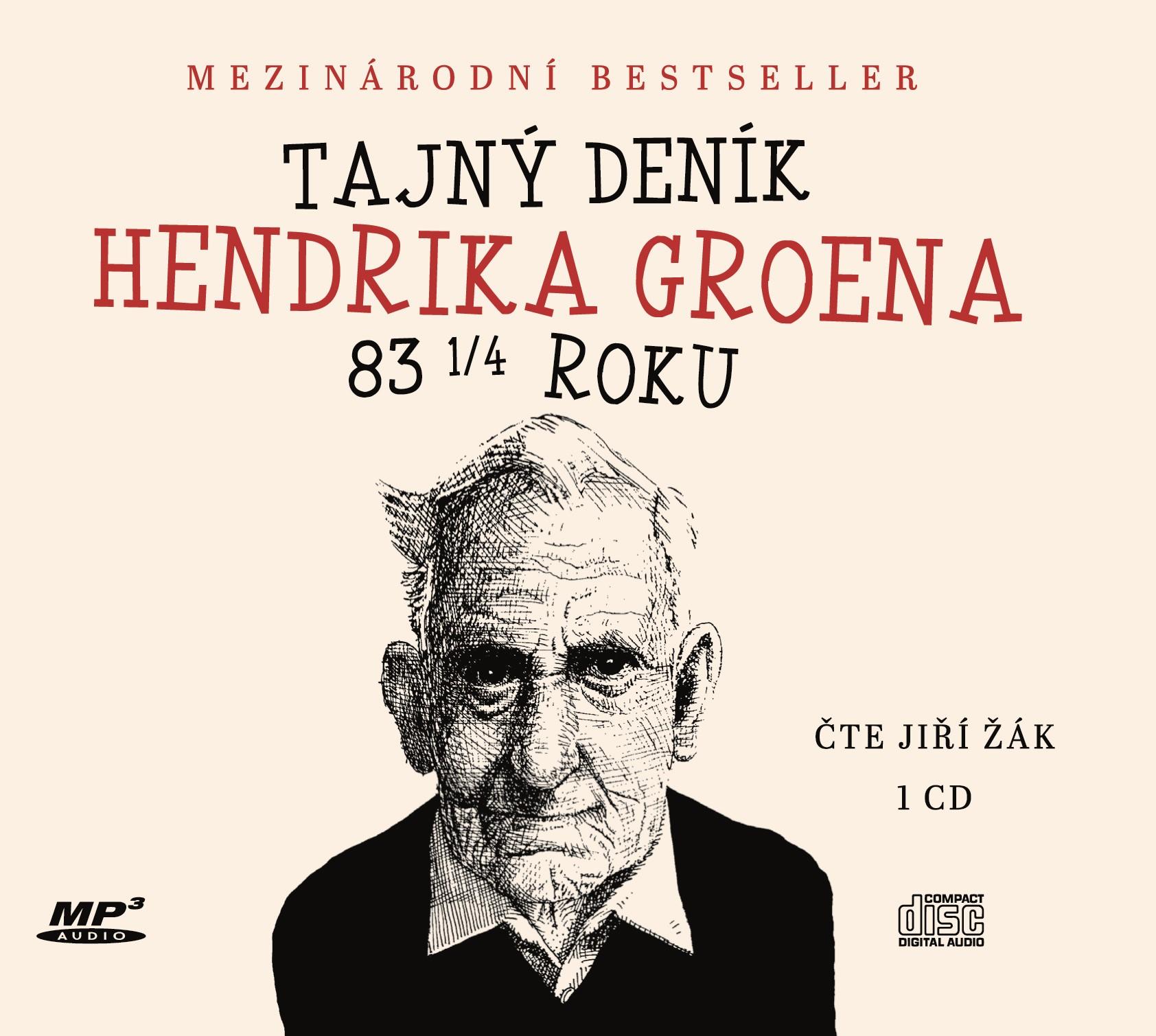 Tajný deník Hendrika Groena (audiokniha)