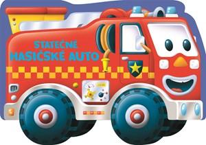 Statečné hasičské auto   kolektiv