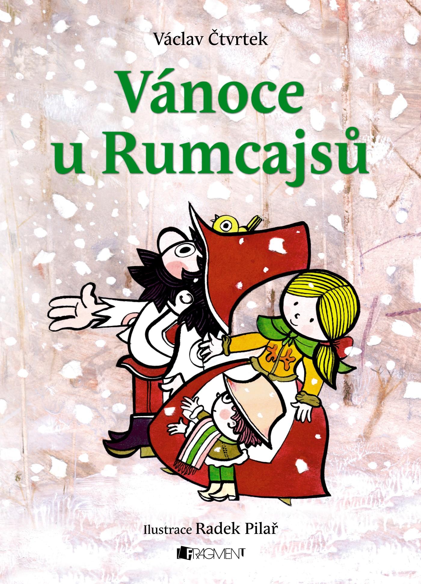Vánoce u Rumcajsů   Václav Čtvrtek