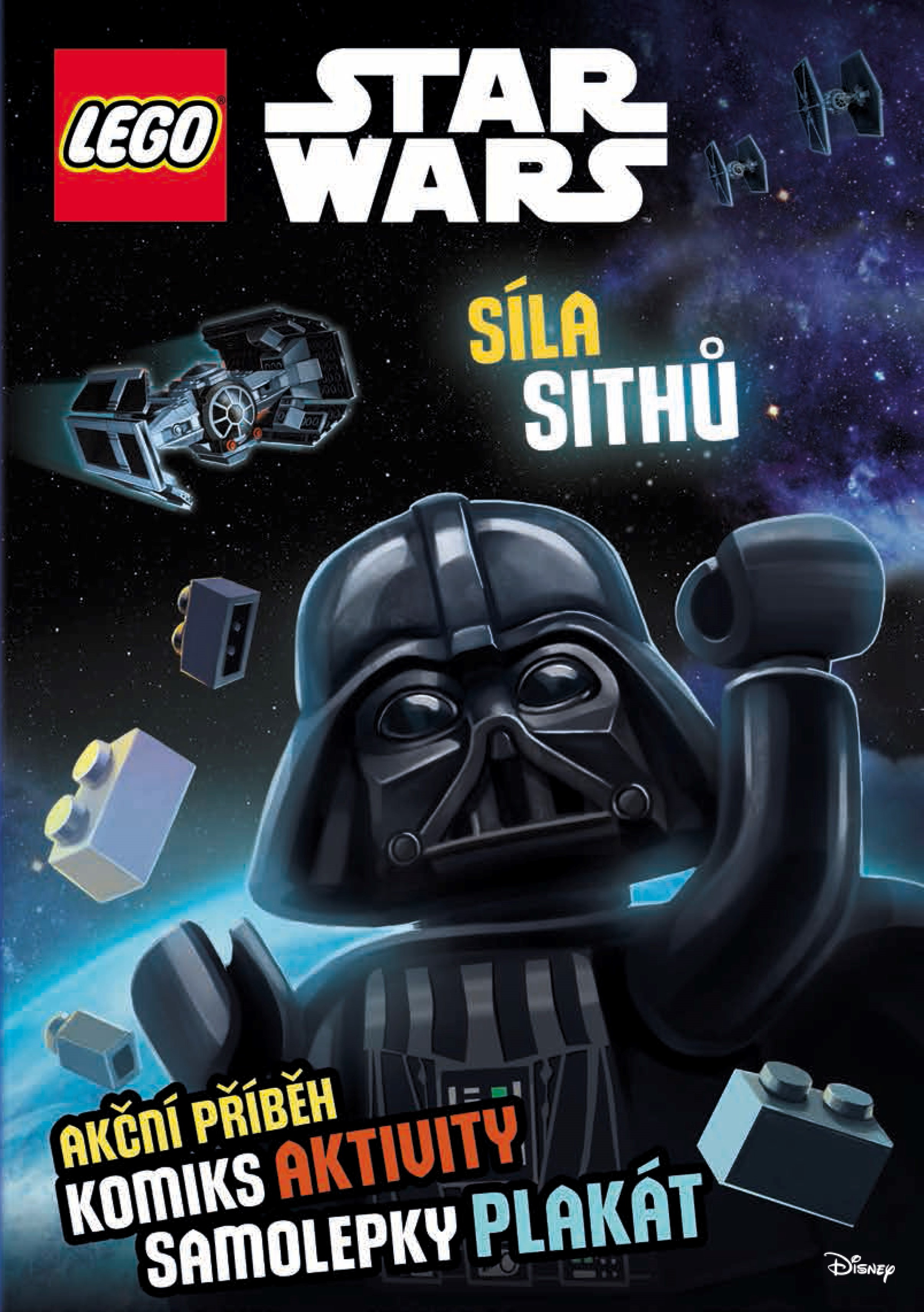 LEGO® Star Wars™ Síla Sithů | kolektiv
