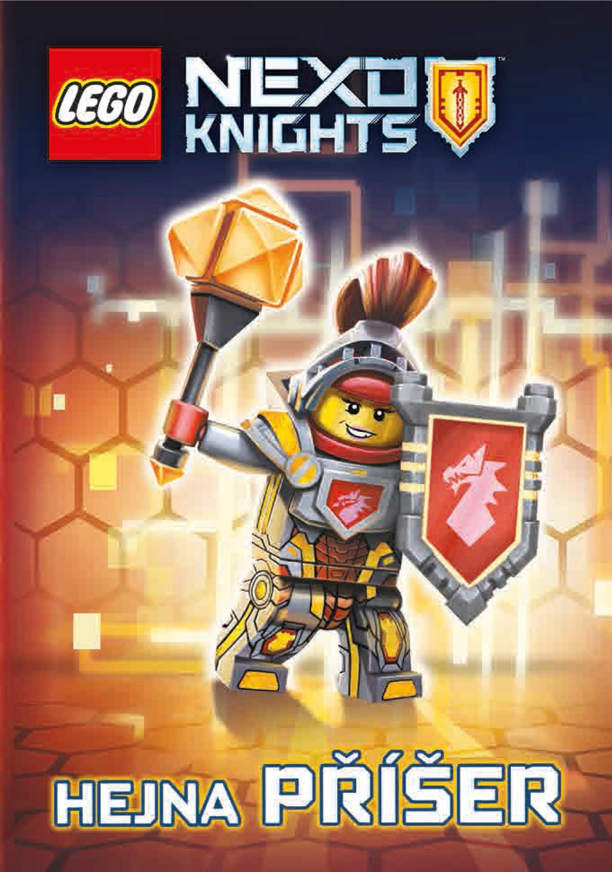 LEGO® NEXO KNIGHTS™ Hejna příšer   kolektiv