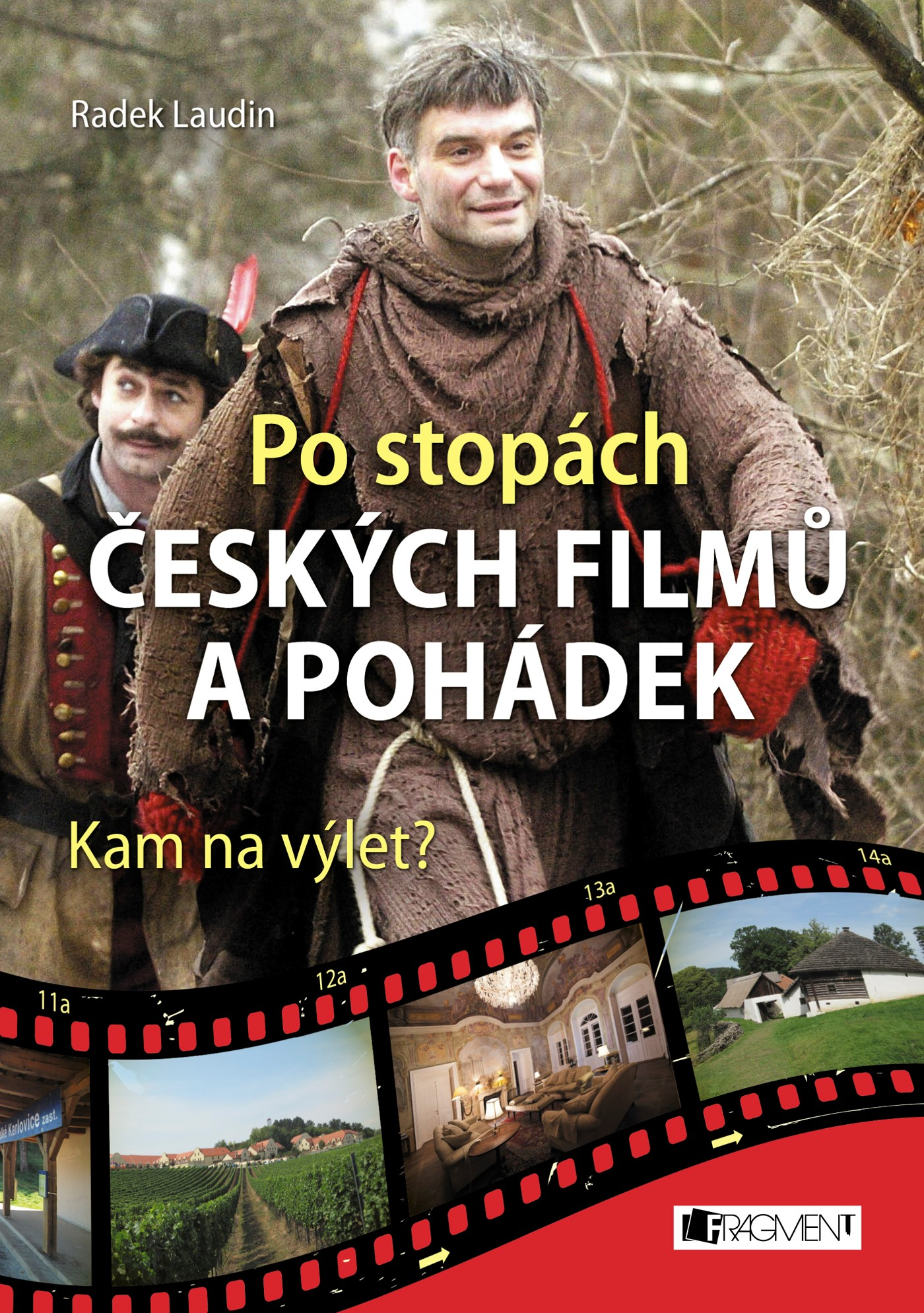 Po stopách českých filmů a pohádek