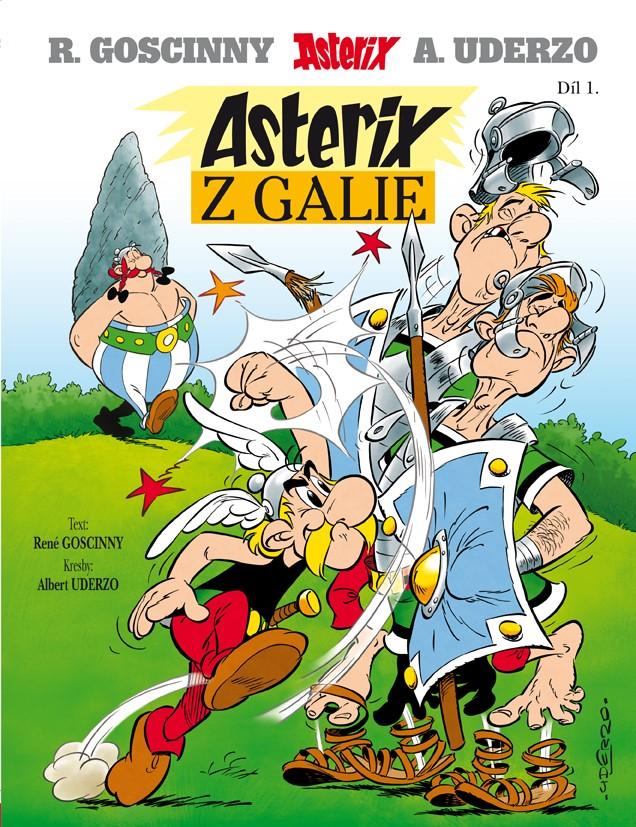 ASTERIX 1 - ASTERIX Z GALIE
