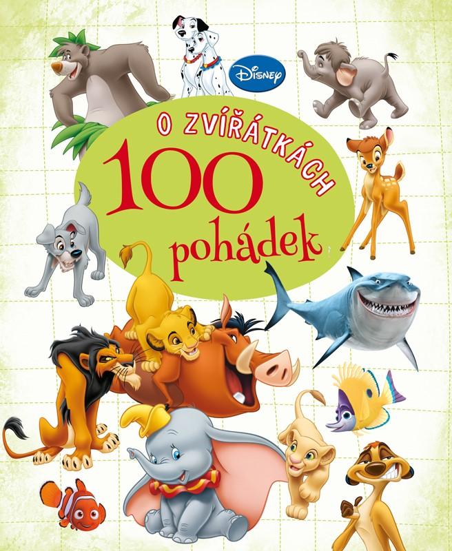 100 pohádek o zvířátkách | Walt Disney, Walt Disney