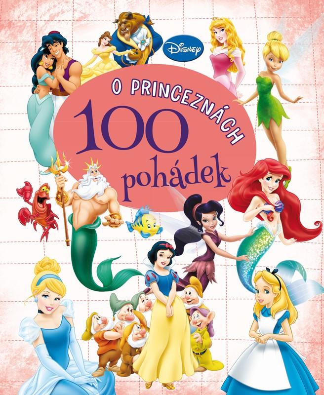 100 pohádek o princeznách | Walt Disney, Walt Disney