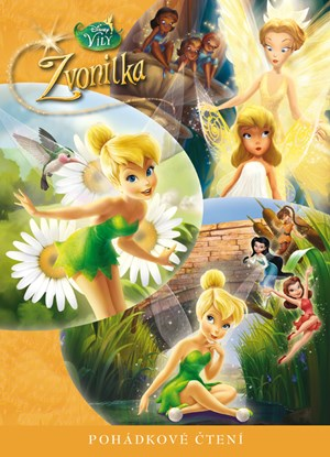 Víly - Zvonilka - Pohádkové čtení | Walt Disney, Walt Disney