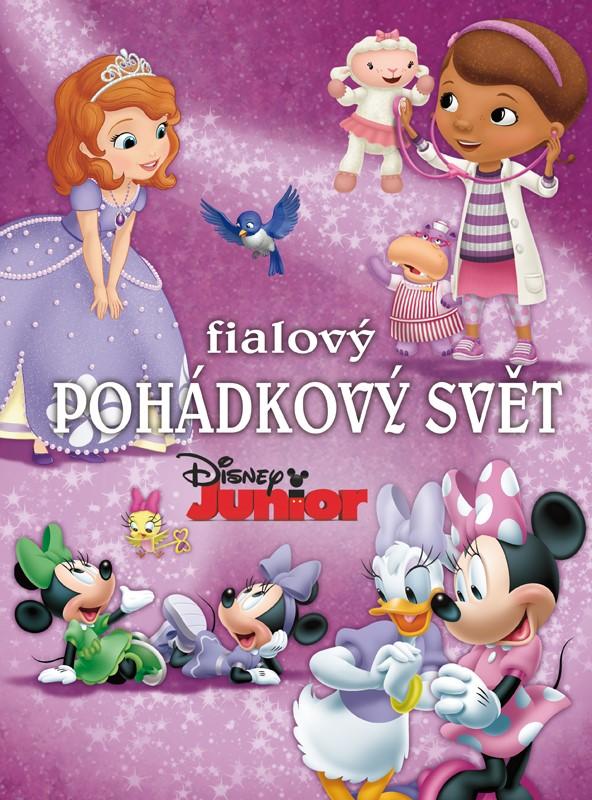Disney Junior - Fialový pohádkový svět | Walt Disney, Walt Disney