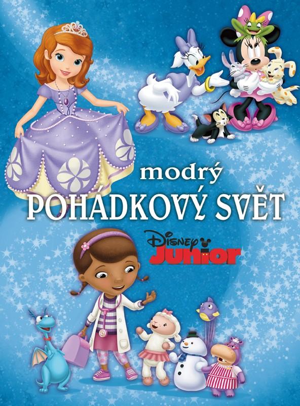 Disney Junior - Modrý pohádkový svět | Walt Disney, Walt Disney
