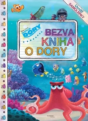 Hledá se Dory - Bezva kniha o Dory