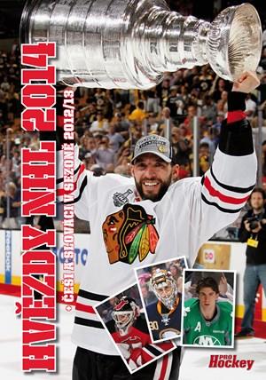 Hvězdy NHL 2014 | Petr Novotný, Roman Jedlička, Jan Velart, Karen Knap