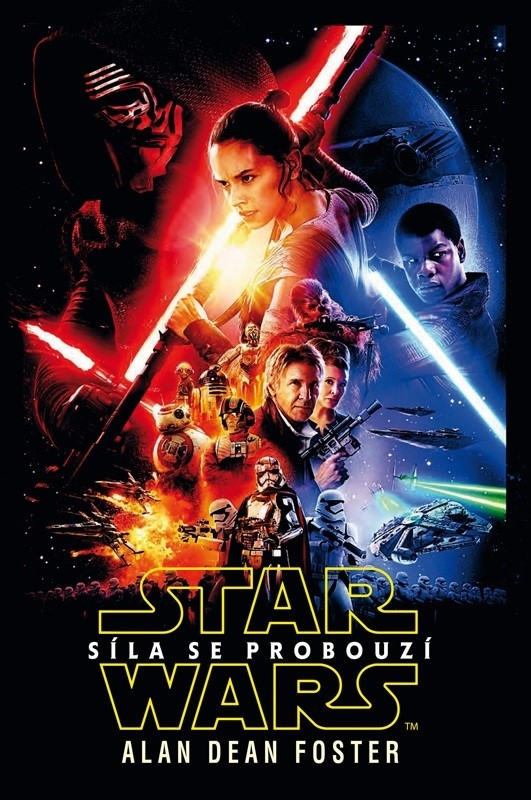 Star Wars - Síla se probouzí |