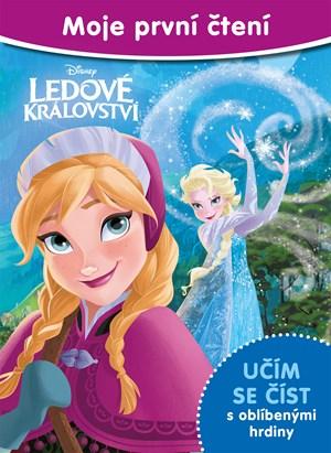 Ledové království - Moje první čtení | Walt Disney, Walt Disney