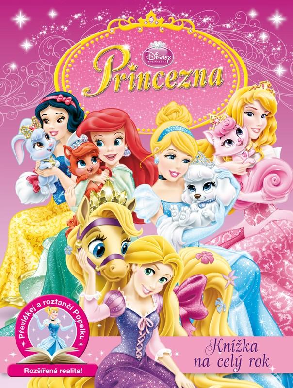 Princezna - Knížka na celý rok - Převlékej a roztanči Popelku | Walt Disney, Walt Disney