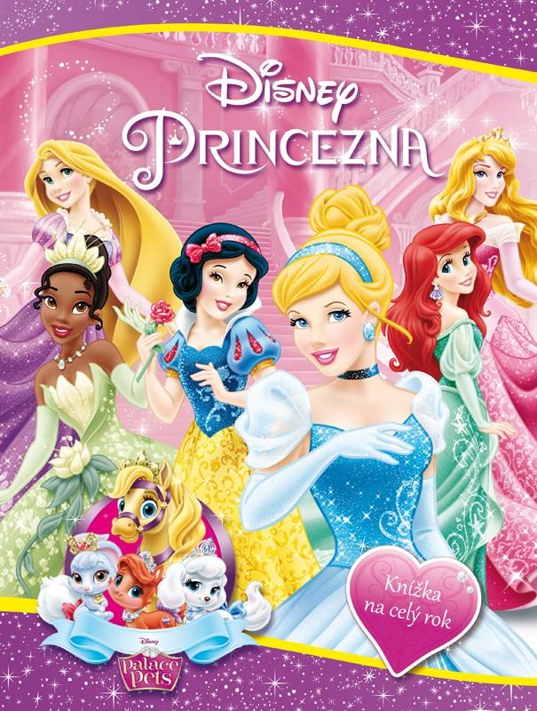 Princezna / Palace Pets - Knížka na celý rok | Walt Disney, Walt Disney