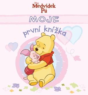 Medvídek Pú - Moje první knížka (růžová) | Walt Disney, Walt Disney